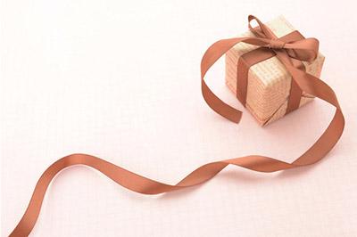 彼氏さんや大切な人への贈り物