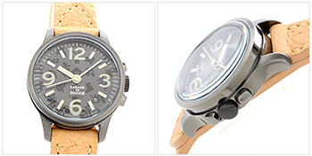 カバン ド ズッカ腕時計