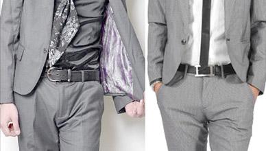 スーツを着る機会の多い社会人彼氏に贈るプレゼントとしておすすめです。