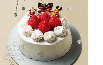 セブンイレブン クリスマス米粉と豆乳クリームのケーキ