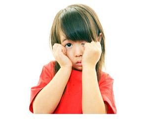 7歳の女の子