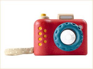 カメラおもちゃ
