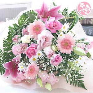 花束は定番の人気クリスマスプレゼント