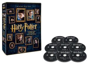 ハリー・ポッター 8-Film DVDセット